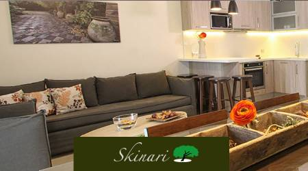 Skinari rooms to let